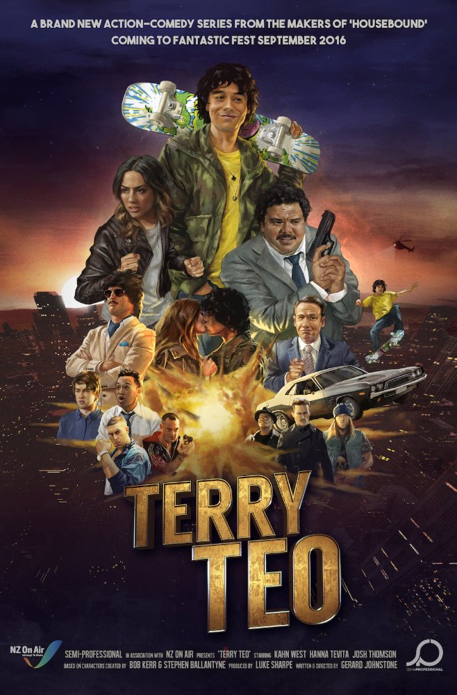 Terry Teo - Season 1 Watch in Best Quality for Free on Fmovies